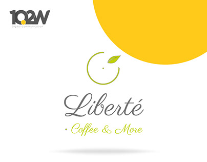 Libertê Coffee & More Branding