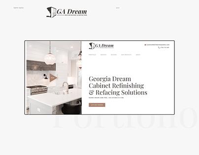 Georgia Dream | Landing