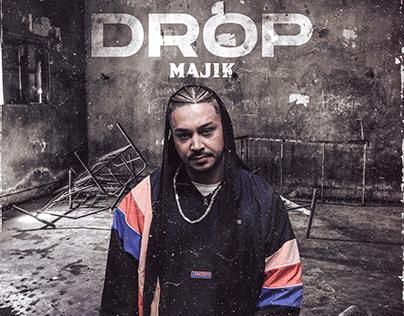 ALBUM COVER ART   DROP