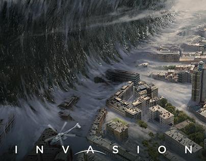 Invasion Concept art