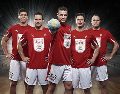 Totalkredit Håndboldherrerne - Part of the Team