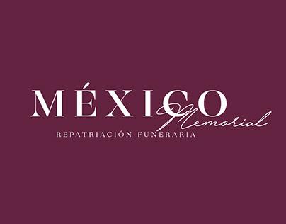 Identidad Visual   México Memorial