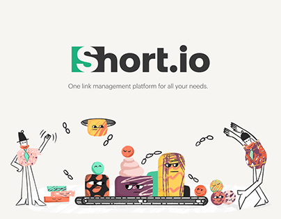Short.io - Web Site