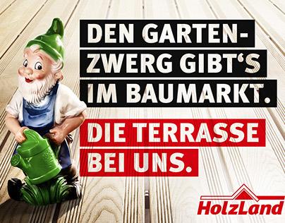 Productionpark: Holzland Campaign