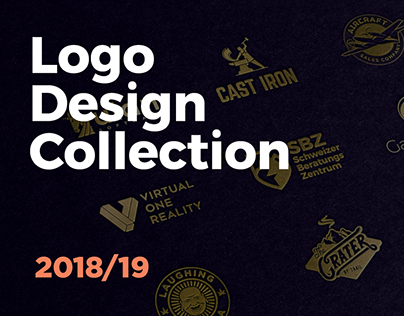 Logo Design Collection 2018/19