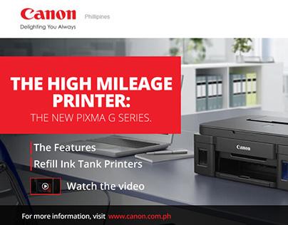 [PH] Canon Pixma Lightbox Ad