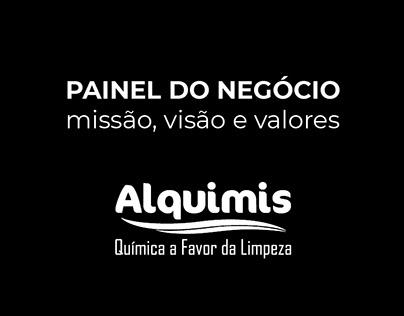 Painel do Negócio (A3) - Alquimis
