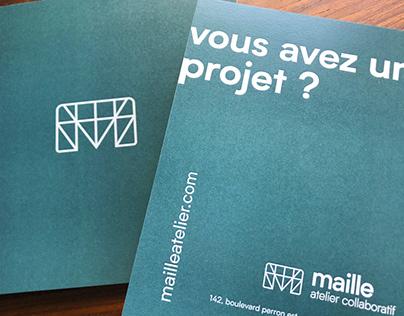 Brochure Maille Atelier Collaboratif