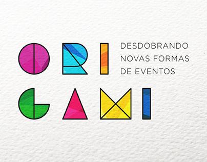 Origami   Desdobrando Novas Formas de Eventos