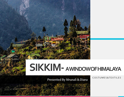 Costumes and Textile Research - Sikkim