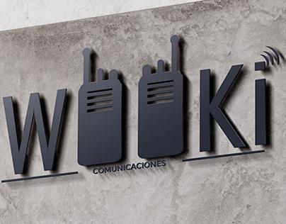 WOOKI- creation of corporate identity