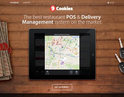 9Cookies Website