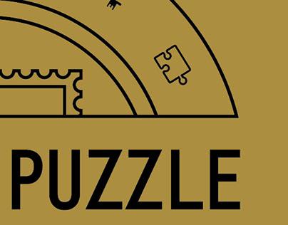 Post-a-Puzzle Logo