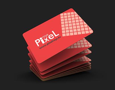 Branding pixel rays