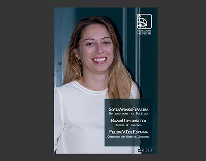 Trabalho para a Revista Portugal Protocolo - 42/2019