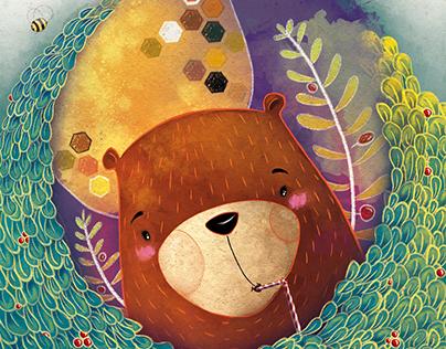 Bir Ayı Ne İster? I Children's Book I