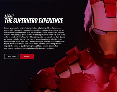 The Superhero Experience