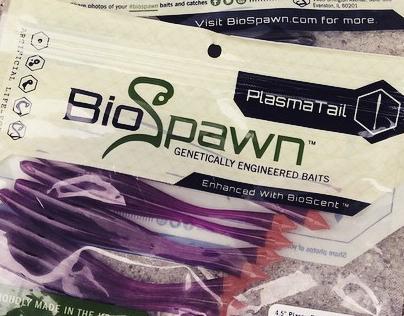 BioSpawn: Fishing Lure Packaging