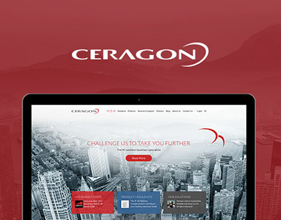 Ceragon Website