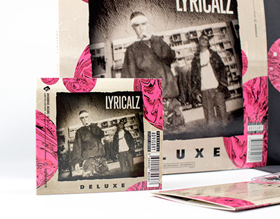 LYRICALZ - DeLuxe (ristampa 2019)