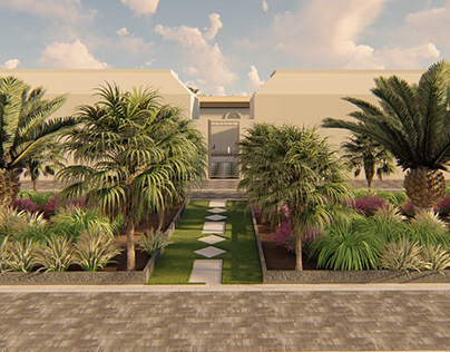 Ms.Khawlah Villa -Ducon Products