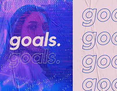 Branding - goals.