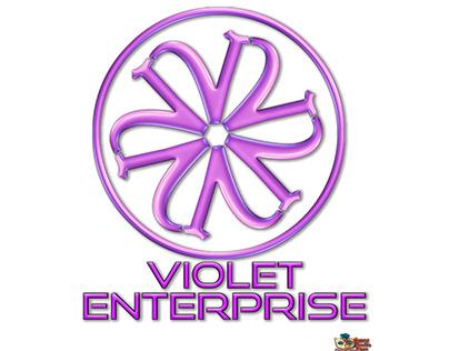 Violet Enterprise Logo
