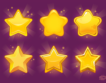 Stars for games