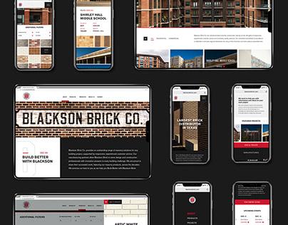 Blackson Brick Co.