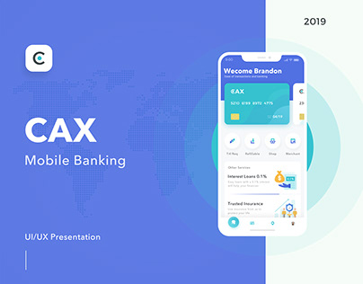 CAX Mobile Banking