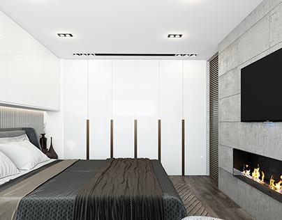 Bedroom by BR Interiors studio