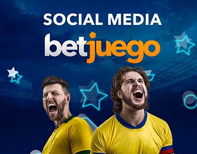 Social Media Betjuego - Apuetas Deportivas