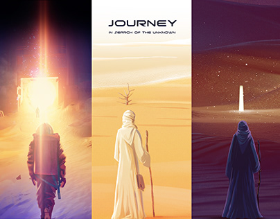 Journey -ahead of the road