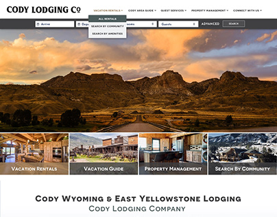 Cody Lodging Company Home Page