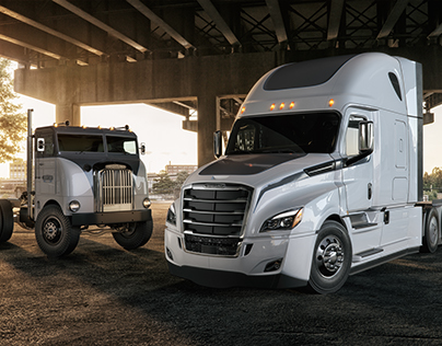 Freightliner 75th Anniversary image
