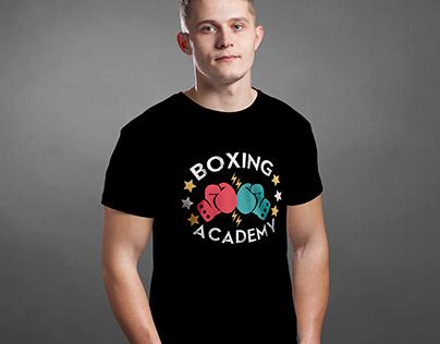 Boxing Academy T-shirt