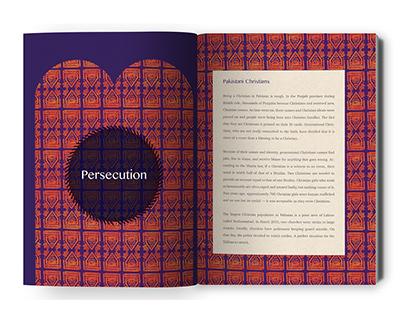 The Purple Seller | Book Design