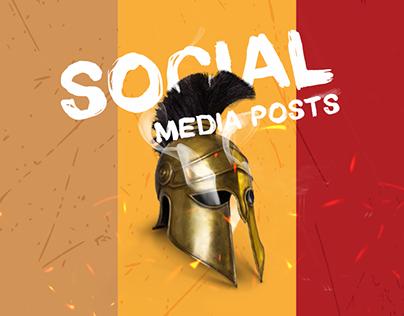 Lord of Fries   Social Media