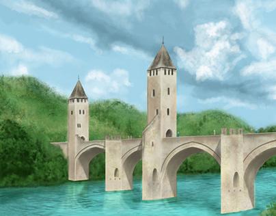 Pont Médiéval