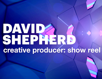 Creative Producer Show Reel