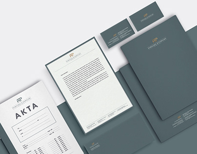 Brand identity for a Law Firm