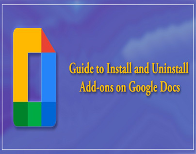 Guide to Install and Uninstall Add-ons on Google Docs