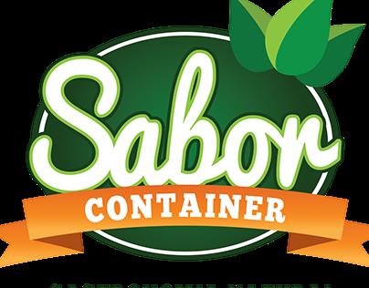 Logo - Sabor Container