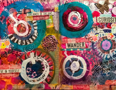Using Creative Cloud To Edit Art Journal Pages