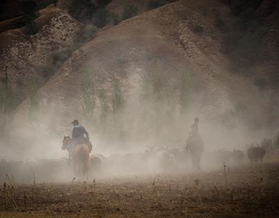 SHEPHERDS, KYRGYZSTAN