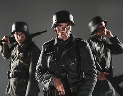 WORLD WAR II PHOTOGRAPHY EXPLORATION