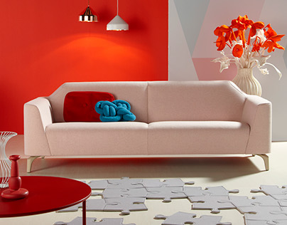Swipe sofa for Pode
