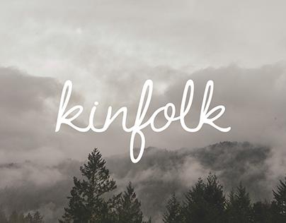 Kinfolk Music Festival: Brand Identity & Website