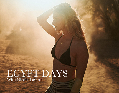 Egypt Days with Nicole LaGrua