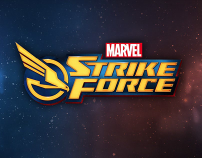Marvel Strike Force UI | UX